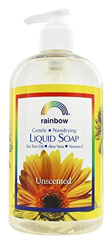 - Rainbow Research - Liquid Soap Unscented - 16 fl. oz.
