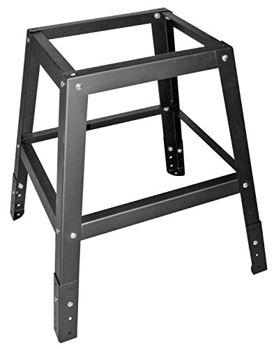 (Excalibur EX-21BS Solid steel Adjustable height stand - Fits EX-16 & EX-21 Scroll saws )