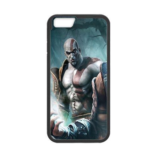 Sub Zero And Kratos coque iPhone 6 4.7 Inch cellulaire cas coque de téléphone cas téléphone cellulaire noir couvercle EEECBCAAN05232