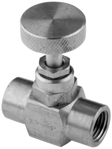 "Trerice 735-2 Needle Valves, 1/4"" NPT Connection"