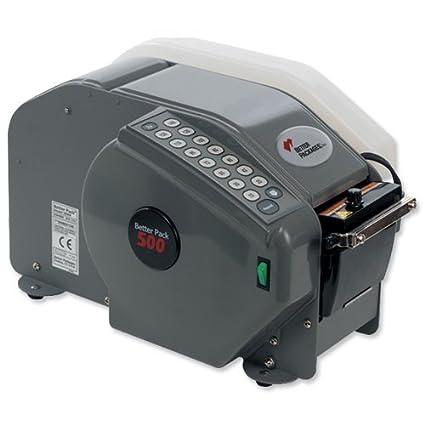 Dispensador de cinta adhesiva de papel Adpac encolado eléctrico con llave capacidad 77