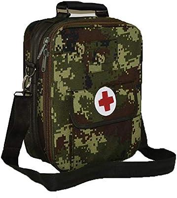 JYYX Botiquín de botiquín de Primeros Auxilios al Aire Libre para emergencias/montañismo/botiquín de Primeros Auxilios para Deportes/contenedor/Estuche de Almacenamiento: Amazon.es: Hogar