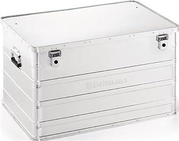 Unbekannt Aluminio Caja Alubox Almacenamiento Caja Transporte Caja Transporte Extra Estable y Resistente: Amazon.es: Jardín