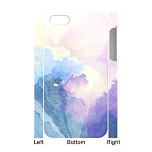 Customized Durable Case for Iphone 4,4S 3D, Aqua Story Phone Case - HL-695781