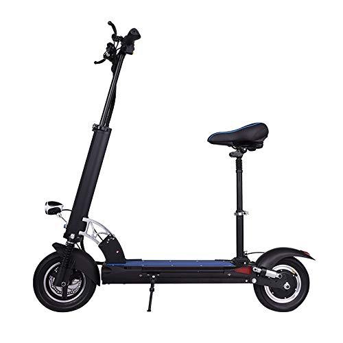 DBKILL Scooter eléctrico para Adultos al Aire Libre, Motor sin ...