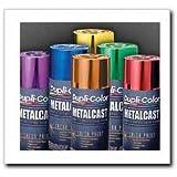 DupliColor Smoke Anodized Metalcast Aerosol Spray Paint