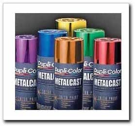 Duplicolor Smoke Anodized Metalcast Aerosol Spray Paint Automotive