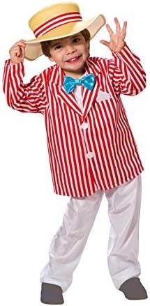 Mary Poppins Disfraz de Bert de Paseo: Amazon.es: Juguetes y juegos