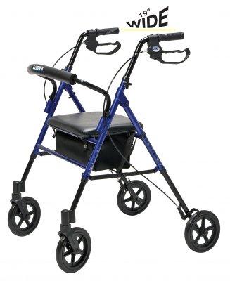 Amazon.com: Andador ancho de altura ajustable Set n&rsquo ...