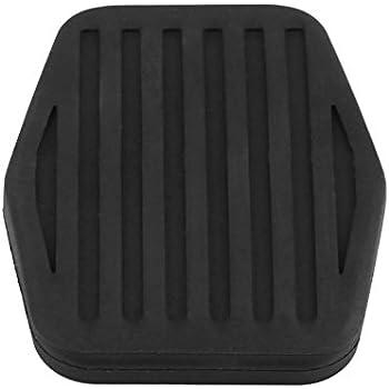 Qiilu Auto Brake Clutch Pedal Rubber Pad for Ford Focus MK2 CMAX C-MAX Kuga 1234292 3M512457CA