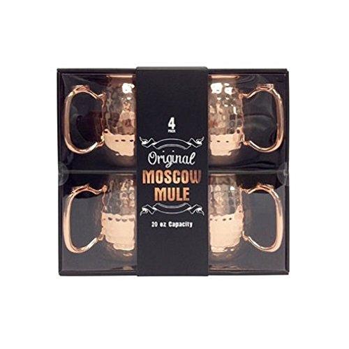 Old Style Beer Mug (Original Moscow Mule)
