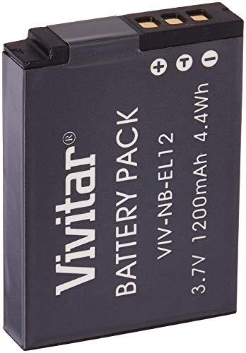 Vivitar VIV-NB-EL12 - BATTERY FOR NIKON ENEL12