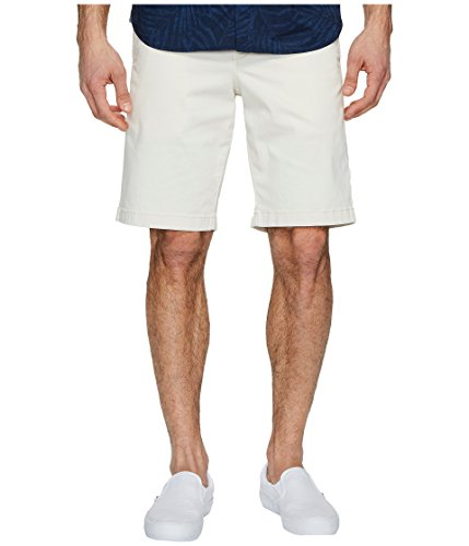 Tommy Bahama Men's Boracay 10-Inch Chino Shorts (30 10, Bleached Sand)
