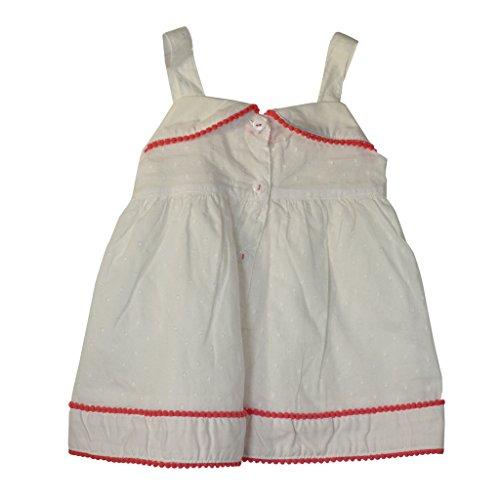 Baby Girls Vintage Inspired Sleeveless Dress, 3T (Swiss Dress Dot)