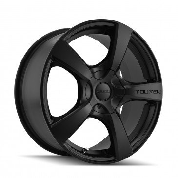 Touren TR9 19 Black Wheel / Rim 6×132 with a 40mm Offset and a 74.5 Hub Bore. Partnumber 3190-9862MB