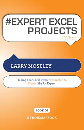 expert excel projects tweet book01 taking your excel project from