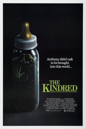 KINDRED - 27x41 Original Movie Poster One Sheet 1987 Horror Rolled & Rare ()