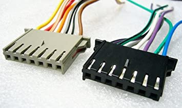 Amazon.com: Stereo Wire Harness OEM Jeep Wrangler 97 98 99 00 01 02 (car Radio  Wiring ins.: AutomotiveAmazon.com