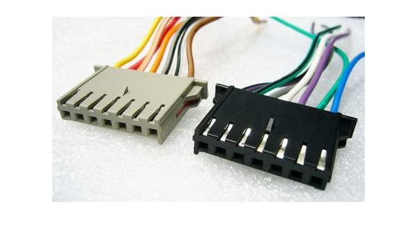 Amazon.com: Stereo Wire Harness OEM Dodge Ram Van 90 91 92 93 (car Radio  Wiring installat.: Car ElectronicsAmazon.com
