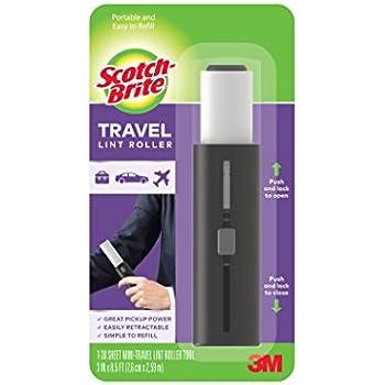 Scotch-Brite Mini Travel Lint Roller