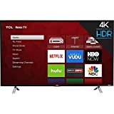 "TCL 43S403 43"" 4K UHD HDR Roku Smart LED TV (Renewed)"
