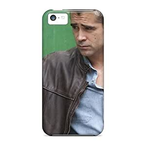 Hard Plastic Iphone 5c Case Back Cover,hot Bodyguard Colin Farrell Case At Perfect Diy