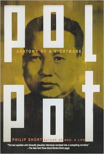 Amazon.com: Pol Pot: Anatomy of a Nightmare (9780805080063): Philip ...