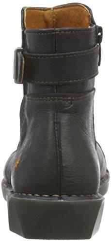 para Zapatillas Black de Art por Bergen Mujer Estar Negro Memphis Casa 15Y5q4