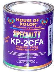 Kwikure Epoxy Primer Part A Chromate-Free Version (House Of Primer Kolor)