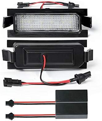 LED-Kennzeichenbeleuchtung Kennzeichenleuchte f/ür i30 Coupe CeeD