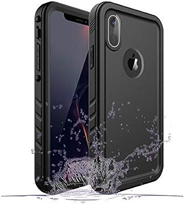 Gelink Funda Impermeable iPhone XR, Waterproof IP68 Carcasa ...