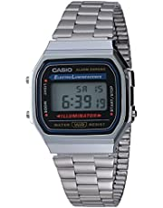 Casio Collection Unisex Adults Watch A168WA