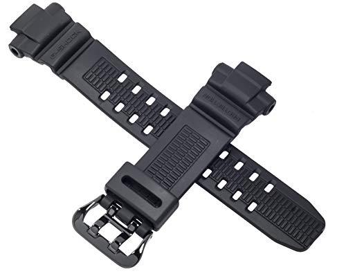 Genuine Casio Watch Strap Band for GW-3000BB GW-3500BB G-1000 G-1500 GW-3000 GW-3500 Black Buckle 10378608