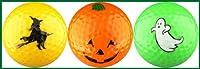 EnjoyLife Inc Happy Halloween Variety Golf Ball Gift Set