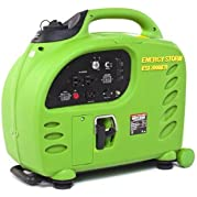 Lifan Energy Storm ESI 2000iER-CA 2000 Watt 125cc 4-Stroke OHV Gas Powered Portable Inverter Generator with Remote...