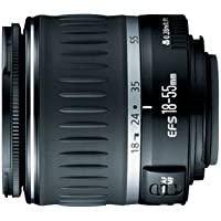 Canon EF-S 18-55mm f/3.5-5.6 USM SLR Lens for Select Digital Rebel and EOS SLRs