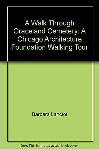 Book A Walk Through Graceland Cemetery