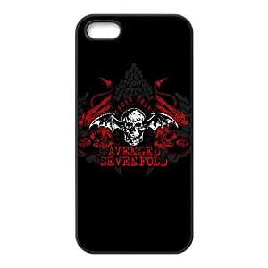 iPhone 5 5s Cell Phone Case Black Avenged Sevenfold pxba