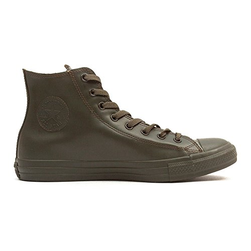 Converse Men, All Star hi Textile Quilted, Black (Storm pineneedle