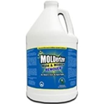 Amazon.com: Orgánico Limpiador de moho y el moho 1-Gallon ...