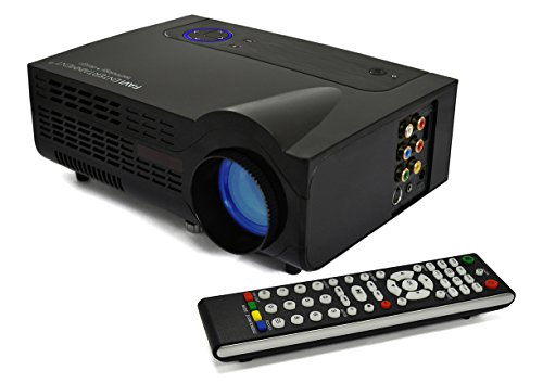 LED SVGA Mini Video Projector