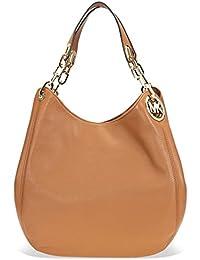Fulton Large Leather Shoulder Bag