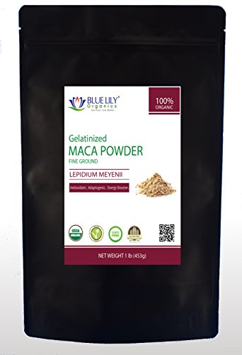 Blue Lily Organics Gelatinized Max Bioavalability product image
