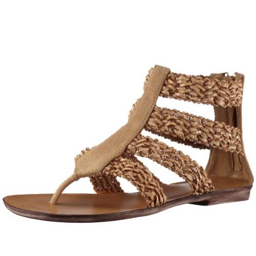 Colors of California H C 29123 RAF, Damen Sandalen/Fashion-Sandalen Beige (Naturalnat)