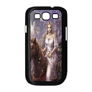 Horse & Unicorn series protective cover For Samsung Galaxy S3 A-unicorn-B52294