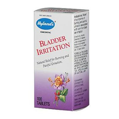 Bladder Irritation - 100 tab ( - Tab Bladder 100 Irritation