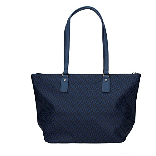 YNOT? GU1018 Shopping Bag Donna Blu