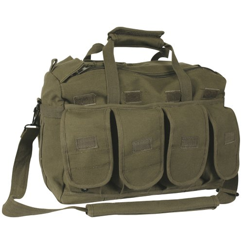 Fox Outdoor Products Mega Mag Shooter s Bag