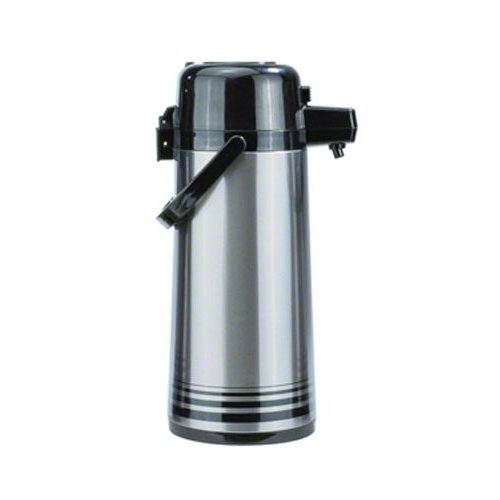 Update Airpot (Update International (NPD-25-BK/SF) 2.5 L Stainless Steel Button-Top Air Pot)