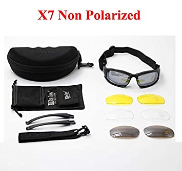 VBUHPWW - Gafas de Sol polarizadas Militares, a Prueba de ...